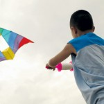 Up, Up & Away! Kite Fly/Build