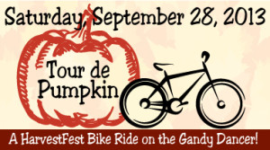 Tour de Pumpkin