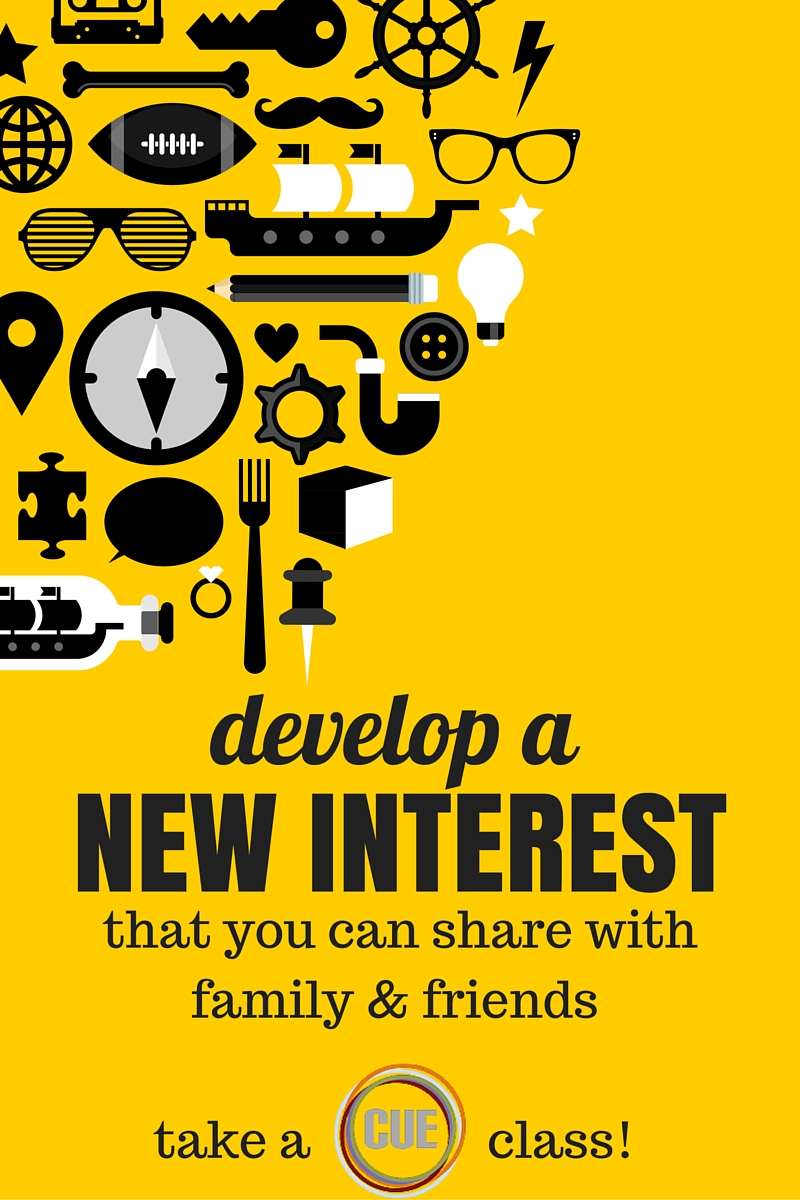 Develop an Interest