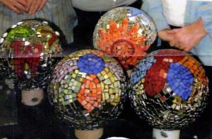 mosaic-ball