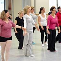 Adult Life Long Ballet