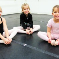 Intro to Dance (Ages 3-5)