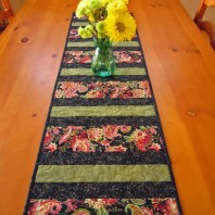 Beginner Quilting: Make a Table Runner